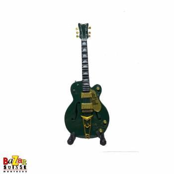 Bono - wooden mini-guitar