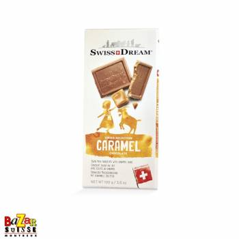 Swiss Dream Swiss Chocolate - caramel