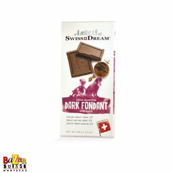 Swiss Dream chocolat suisse - noir fondant