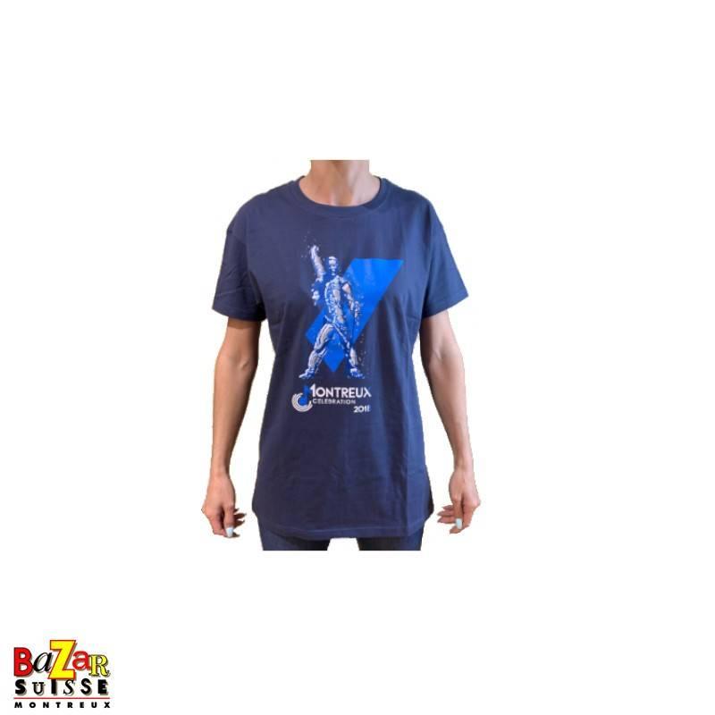 T-shirt Montreux Celebration 2018