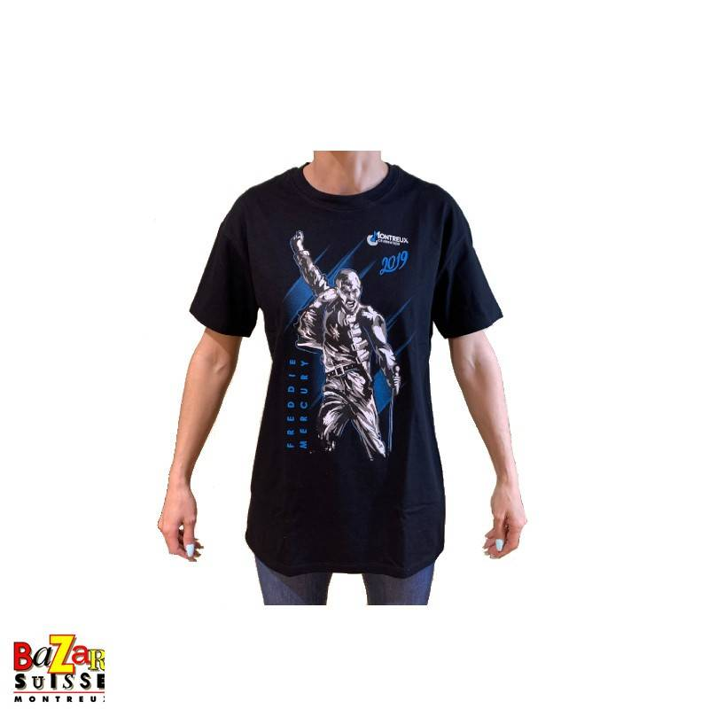 T-shirt Montreux Celebration 2019