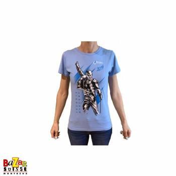 T-shirt Woman Montreux Celebration 2019
