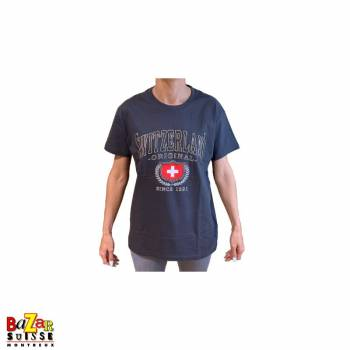 T-shirt Switzerland original