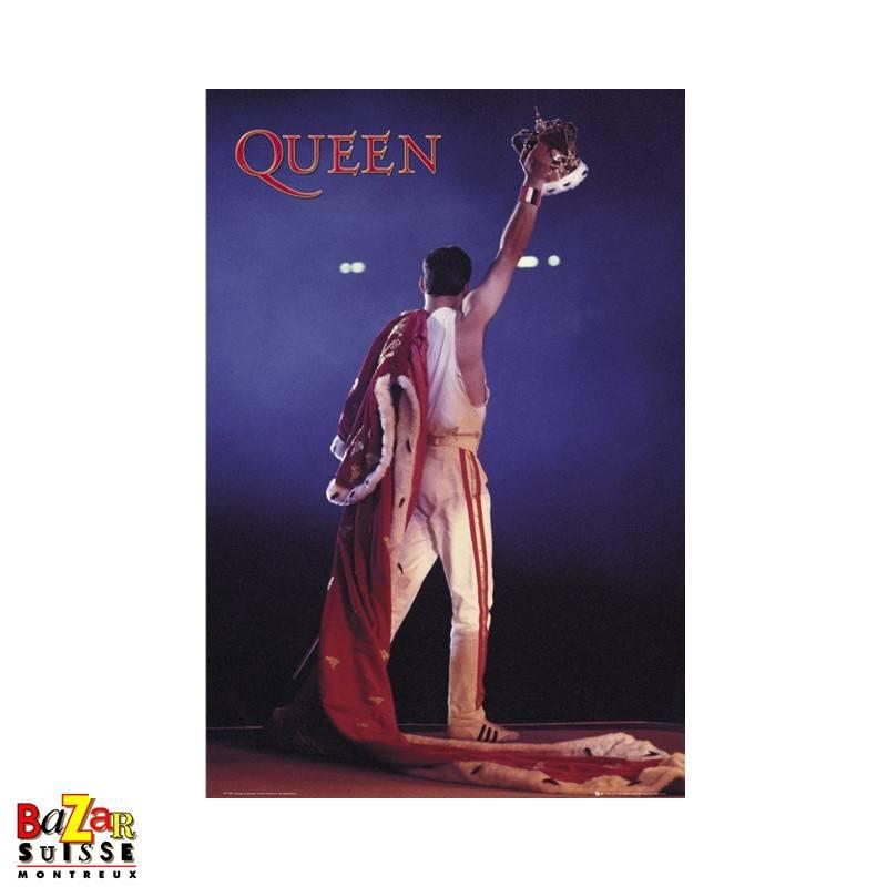 Queen - Crown Poster