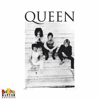 Queen Brazil '81 Poster