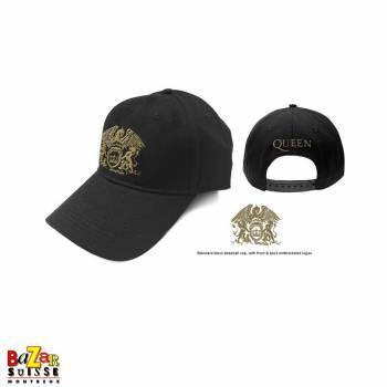 Queen gold classic Crest