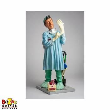 Le chirurgien - figurine Forchino