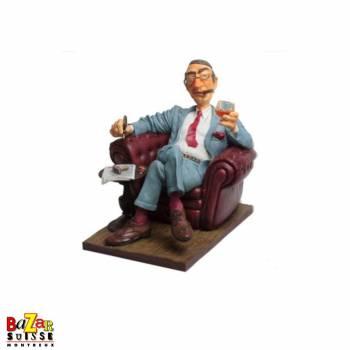 The Big Boss - Forchino figurine