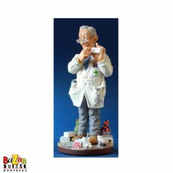 Le pharmacien - figurine Profisti