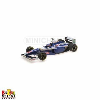 Williams Renault FW19 F1 World Champion 1997 Jacques Villeneuve 1:18 scale by Minichamps