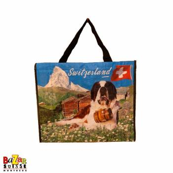 Shopping bag - St.-Bernard / Switzerland