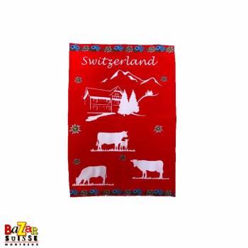 Kitchen towel - cows