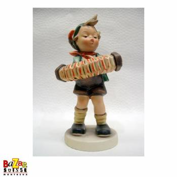 Hummel Figurine Accordeon Boy