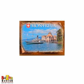 Decorative magnet - Montreux
