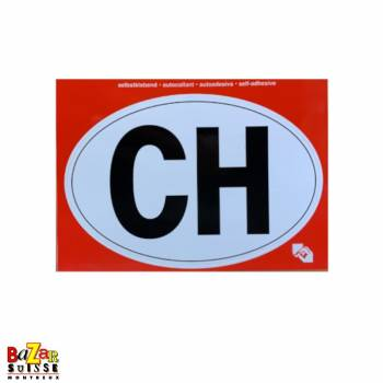 Autocollants CH pour voiture