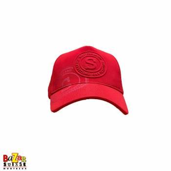 Switzerland red cap