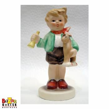 Figurine Hummel Boy with Horse