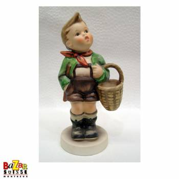 Hummel Figurine Village Boy