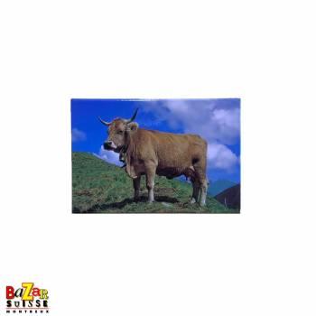 Aimant décoratif vache