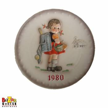Hummel Plate 1980