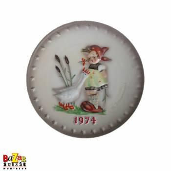 Hummel Plate 1974