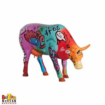 Vaquinha do hip hop - vache CowParade