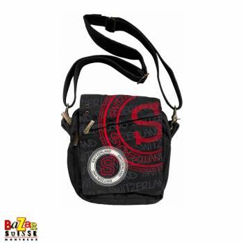 Robin Ruth shoulder bag - Switzerland black denim