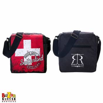Robin Ruth shoulder bag - Switzerland Swiss cross
