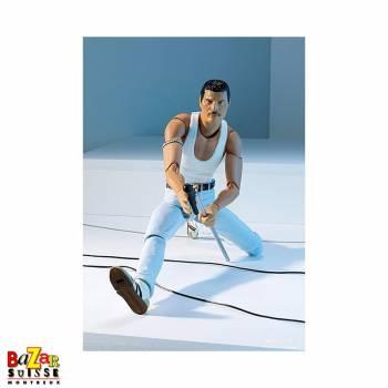 Freddie Mercury articulated figurine Live Aid