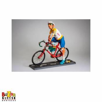 Le cycliste - figurine Forchino