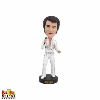 Figurine Elvis Presley 1968 Comeback Tour Bobble Head