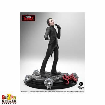 Ghost Cardinal Copia (Black Tuxedo) - figurine Rock Iconz de Knucklebonz