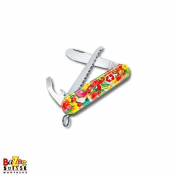 My First Victorinox Children Sets - parrot Victorinox Swiss Army Knife