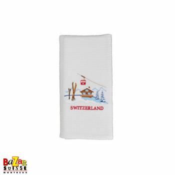 Kitchen towel - chalet