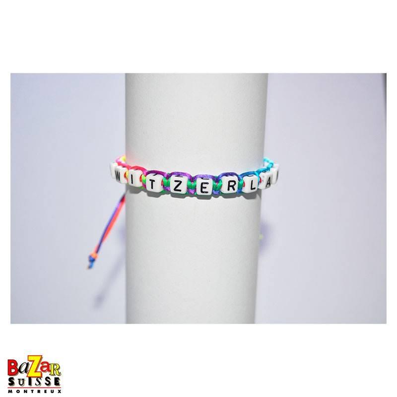 Multicolor bracelet Switzerland