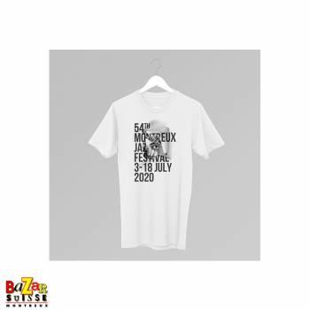 T-shirt officiel du Montreux Jazz Festival 2020