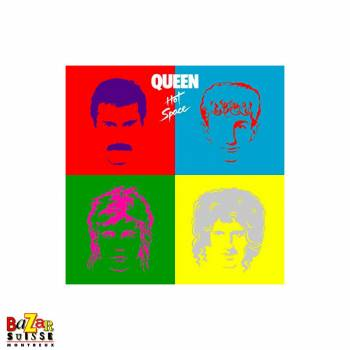 CD Hot Space