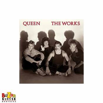 CD Queen - The Works