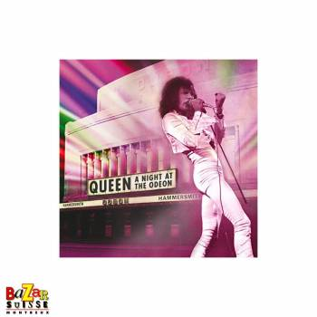 CD Queen - A Night At The Odeon