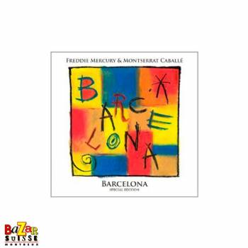 CD Freddie Mercury & Montserrat Caballe - Barcelona (Special Edition)