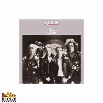 CD Queen - The Game