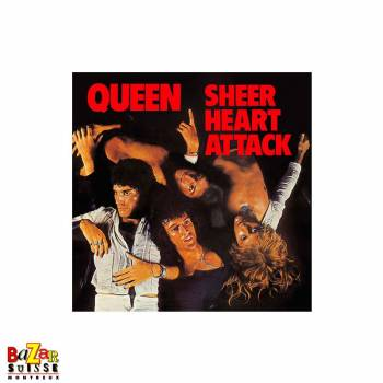 CD Queen - Sheer Heart Attack