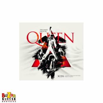 CD The many faces of Queen