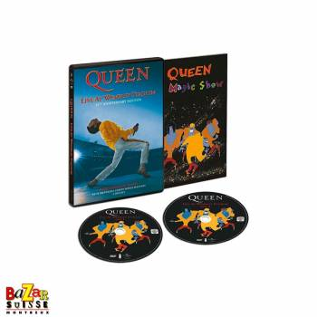 DVD Queen - Live At Wembley Stadium
