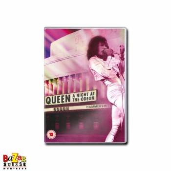 DVD Queen - A Night At The Odeon - Hammersmith 1975
