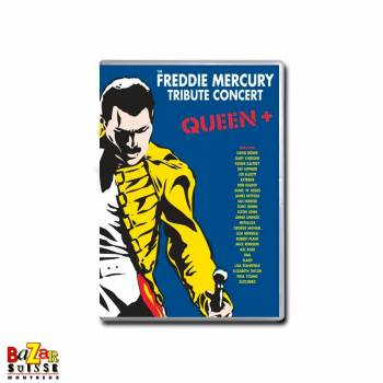 DVD The Freddie Mercury Tribute Concert