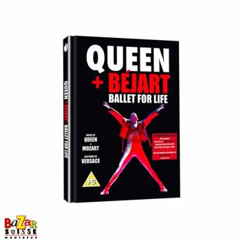 DVD Queen + Béjart - Ballet For Life - limited edition