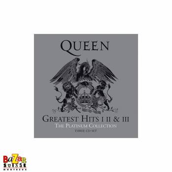CD Queen - The Platinum Collection