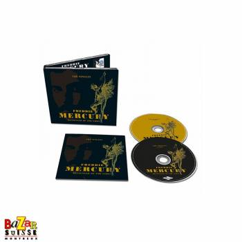 CD Freddie Mercury - Messenger of The Gods