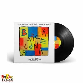 LP Freddie Mercury & Montserrat Caballé - Barcelona (Special Edition)